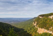 Georgia State Parks: top hiking trails & adventures / Tumbling waterfalls, towering mountain summits, plunging canyons and steep-walled gorges: hike these top trails at Georgia State Parks to some of the Peach State's most beautiful sights.   https://www.atlantatrails.com/georgia-state-parks-top-10-hiking-trails/