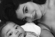 Cute kardashian Jenner mommy and baby moments