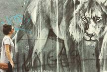 Street Art / by Victoria D
