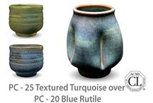 shapely pots