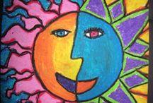kuvis värit