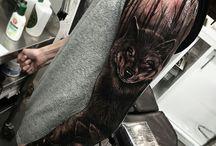 tattoo -inked -piercing