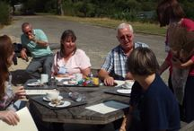Walks on Wednesdays / The walks were first started in 2014 and were a joint venture between Peterborough City College, Inspire Peterborough, Mind and Age UK, and proved to be incredibly popular with people of all ages and abilities.