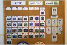 kalendarz montessori