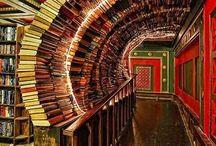 Libraries & Bookshops