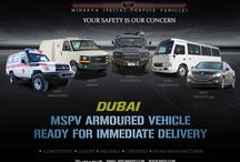 Armored Vehicles Dubai / Minerva Special Purpose Vehicles is a leading manufacturer of armored vehicles based in Dubai, UAE that builds and supplies high quality armoured vehicles. contact us at +971 4 425 1761 or draft email on sales@mspv.com or visit http://www.mspv.com