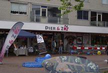 Inzamel actie Obi's Stichting met Dier&Zo in Winschoten 21 juni / Een leuke dag, met gratis body checks, ontvlooien, poedelen spelen met skippy ballen, in samenwerking met de dierenwinkel Dier&Zo in Winschoten