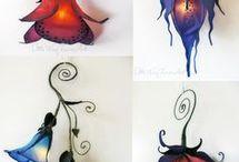 DIY faerie lantern