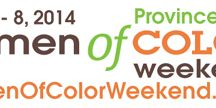 Women of Color Weekend