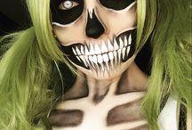 Halloween + Fasching