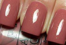 Nailed It! / Favorite nail colors
