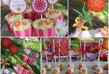 Upsy daisy party