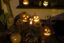 Halloween Dekoration Decoration / Halloween Dekoration, Decoration, Aussen, Aussendeko, Yard Decoration, Outdoor Decoration