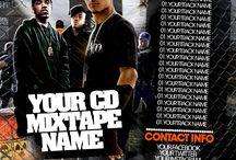 Mixtape & CD Covers