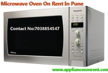Microwave Oven Rent Pune