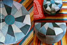Things to make from old clothes! / Things to make from old clothes!