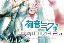 Hatsune Miku Project Diva 2nd