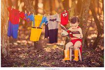 Fotos de crianças / by Camila Silveira