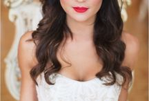 Bridal Makeup / Day-semi formal, evening-formal / by Cassie Frass