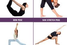 Exercices de yoga