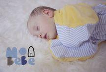 MonBebe / Innovative sleeping bags for babies :)