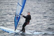 Windsurfing / Windsurfing, brettseiling i Bergen, Sotra og eller
