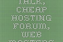 cheaphostingforum.com / Cheap Hosting Forum is a forum for web hosting enthusiasts. Discuss shared hosting, reseller hosting, Could Hosting, Free Hosting, VPS and dedicated server hosting, and lots more. You can also promote your web hosting services and engage in webmaster specific discussions. if you want to Help for this forum