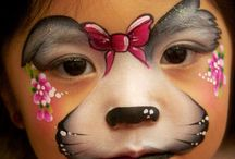Animal Face Painting