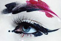 Make up, cosplay