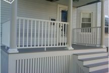 Deck skirting