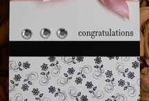 Cards - Congratulations / Ideas for handmade Congratulations cards.