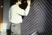 Frank Stella 1936 / Minimalismo