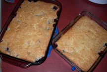 Fruity desserts / Gluten and dairy free, as well as low sugar hopefully! / by Joan P.