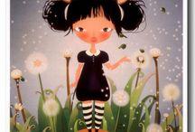 illustrations / by Johanne