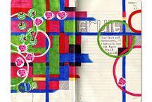 Art Journals / Art Journals / by Dede Watkins