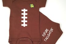 """Missouri Southern Lion Baby / Future Tailgater offers awesome Missouri Southern Lions baby apparel, accessories & gift sets for baby fans. Our items will make you smile cause they're """"Made to Play""""!"""