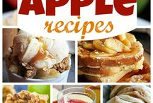 Apple Recipes For The Experienced & The Novice / This year we are celebrating the national Eat An Apple Day by creating a few tasty treats to share on our social media channels! Here are a few of our favorite recipes!