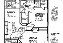 Floor Plans / by Gigi Rose
