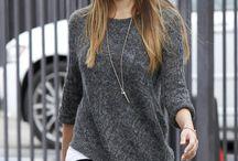 Jessica Alba hair&beauty&style