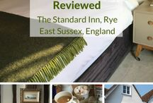 Sussex  | Hotels / HOliday accommodation in Sussex on the south coast of England