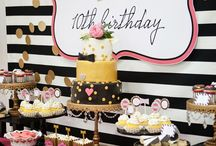 13 birthday party ideas for girls 13 year olds / 13th party