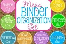 Organization / by Laura Lambe (Carter)