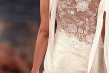Wedding dresses / Claire Pettibone