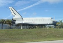Family Vacations / Some of the vacation Spots: Kennedy Space Center