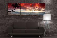 Sunset Photo Wall Art / by Matthew Sully