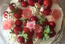 Naked cake / Cake and pastry recipes