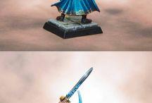 warhammer fantasy figures.
