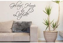 Wall Vinyl Stickers / Walls stickers for house