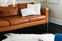 considering caramel leather / by teresa taylor