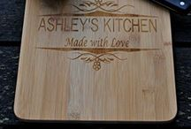 Cutting Boards Personalized